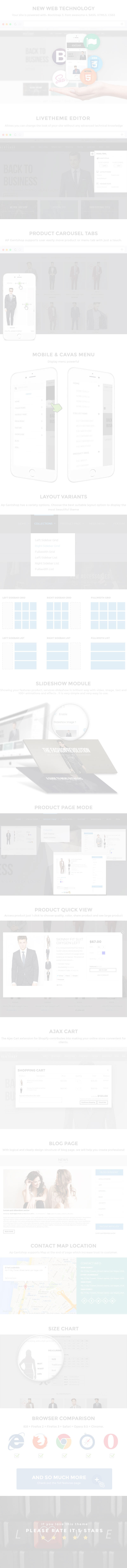 Ap Gent Shop Big Commerce Theme