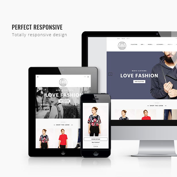 Ap New Fashion Big Commerce Theme