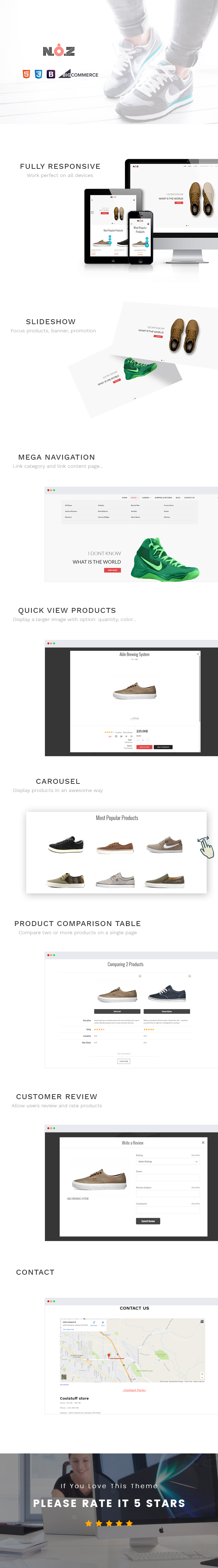 Ap Shoes BigCommerce Theme