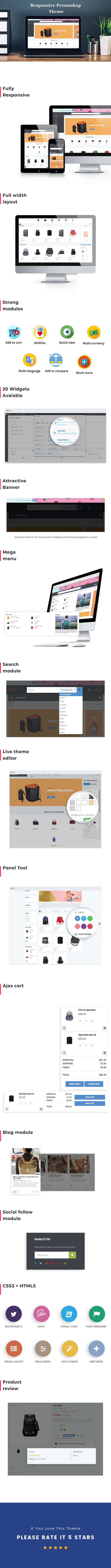 Ap Baloo Prestashop Theme