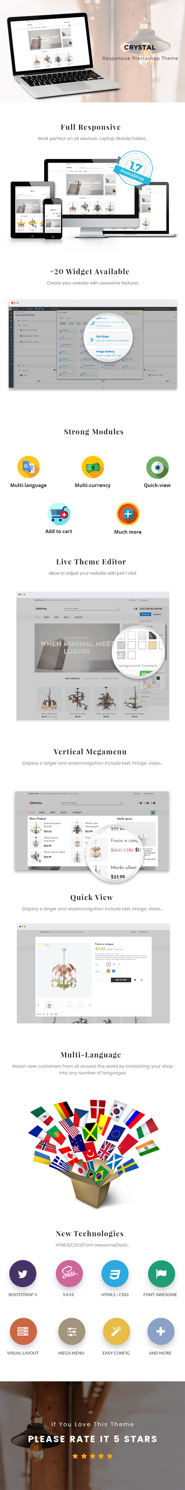 At Crystal Prestashop Theme