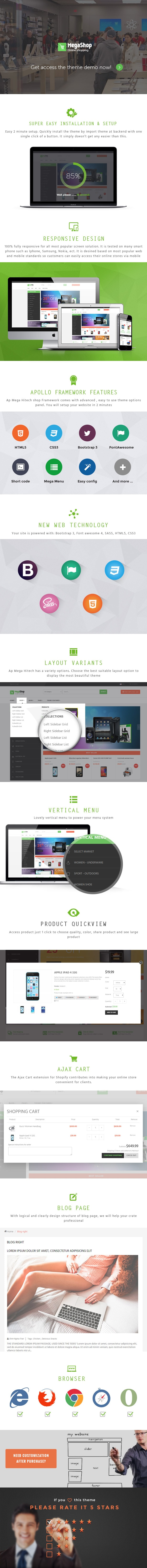 Digital Shopify Theme