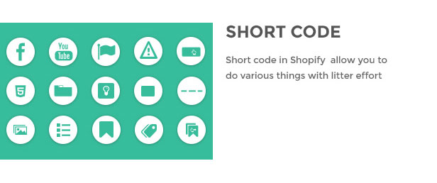 Shortcodes Shopify apollotheme