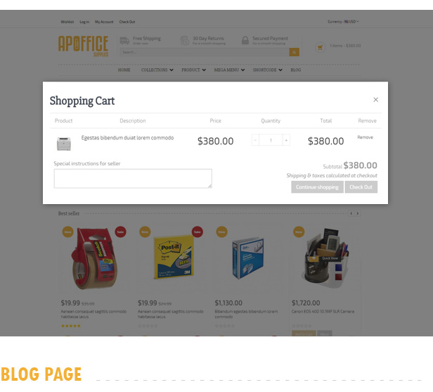 Download Shopify Themes free