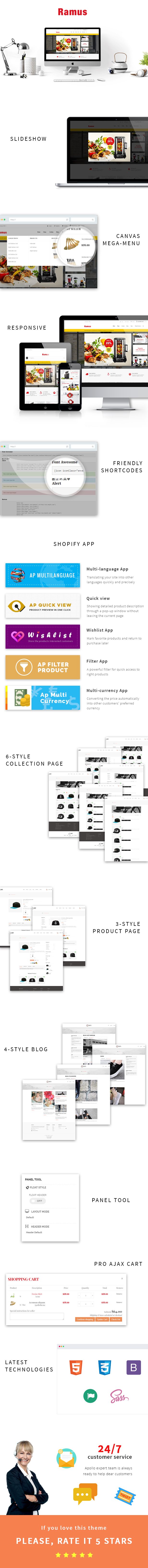 Ap Kitchenware Shopify Theme