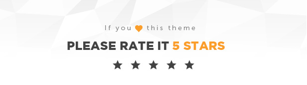 Rate Star shopify theme