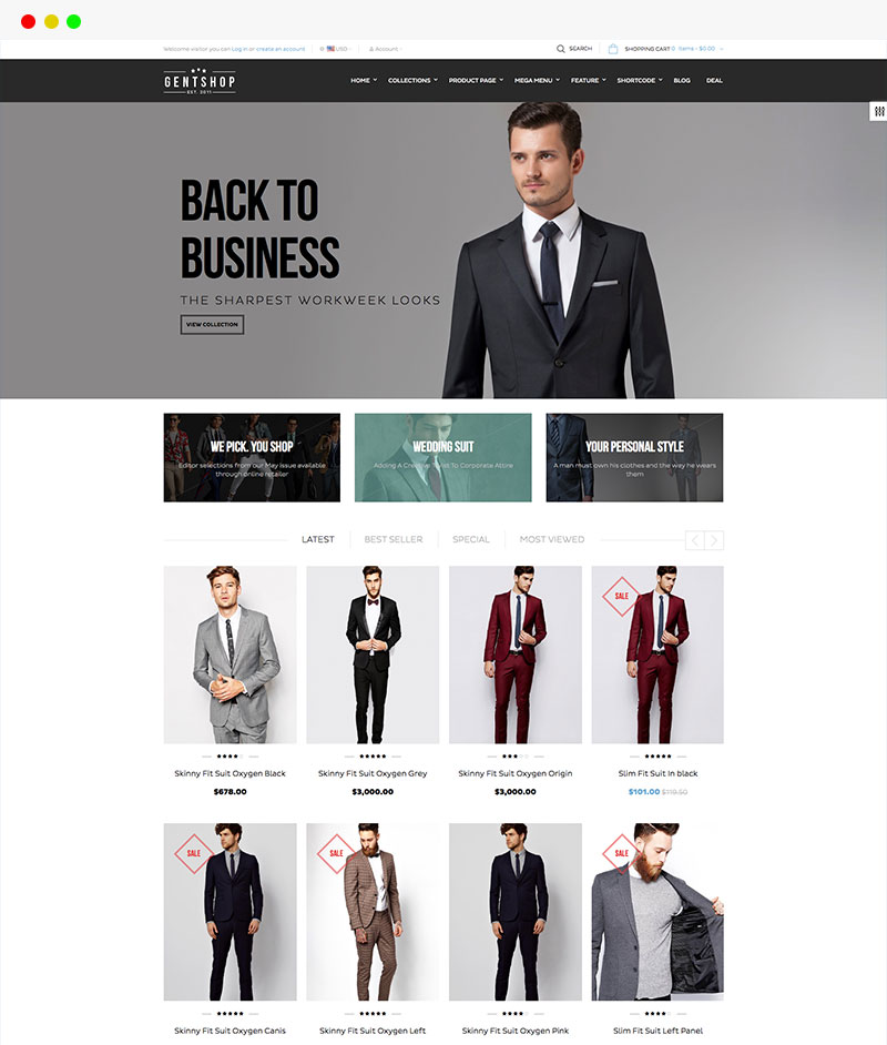 Best free shopify templates and premium responsive shopify for Wordpress t shirt store theme free