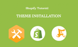 shopify-theme-install