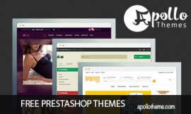 Free Prestashop theme collection