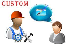 custom work prestashop shopify bigcommerce