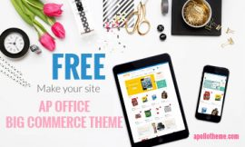 Free big Commerce Theme