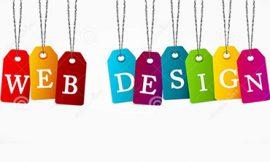 web design for online store