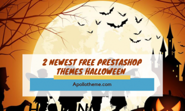 best free prestashop themes halloween