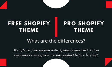 differences between Free & Pro Shopify versions