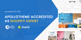 apollotheme accredited as shopify expert