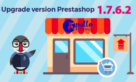 Updated Prestashop 1.7.6.2