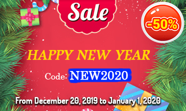 New Year Sale 2020