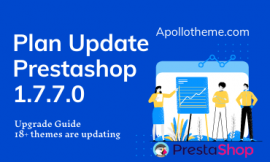 Plan Update Prestashop 1.7.7.0