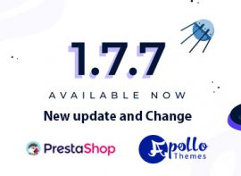 PrestaShop 1.7.7.0 is available