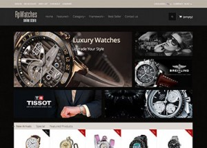 Ap-watch-store prestashop templtes
