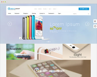 Ap Mobile Shop Prestashop Templates