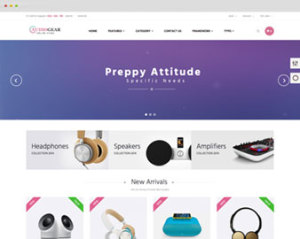 Ap Gear Prestashop Themes