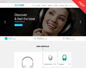 material shopify theme