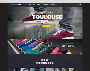 Ap Shoes Prestashop Theme