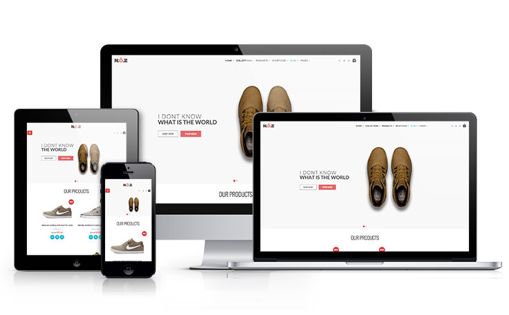 c8eff9c7af258 Shopify theme. Details  reviews. Ap Shoes Store Shopify Theme