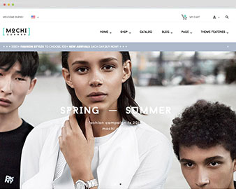 ap fashion shopify theme