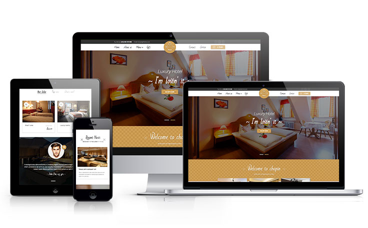 Ap Hotel Shopify Theme