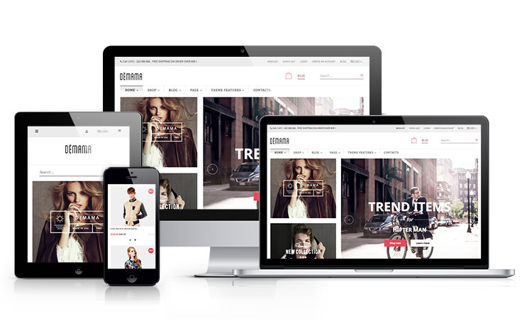 Ap Modern Fashion Shopify Theme Ap-demama-fashion-shopify-theme