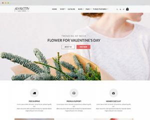 so-pretty-flower-shopify-theme