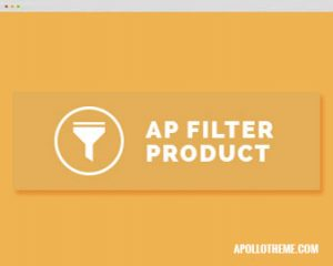 filter product shopify apps