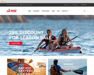 ap sailing prestashop theme psd