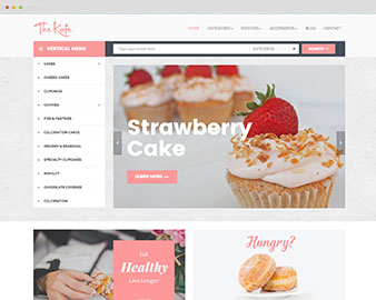 the Kafe Prestashop Theme