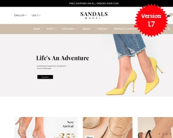 Preview Sandals