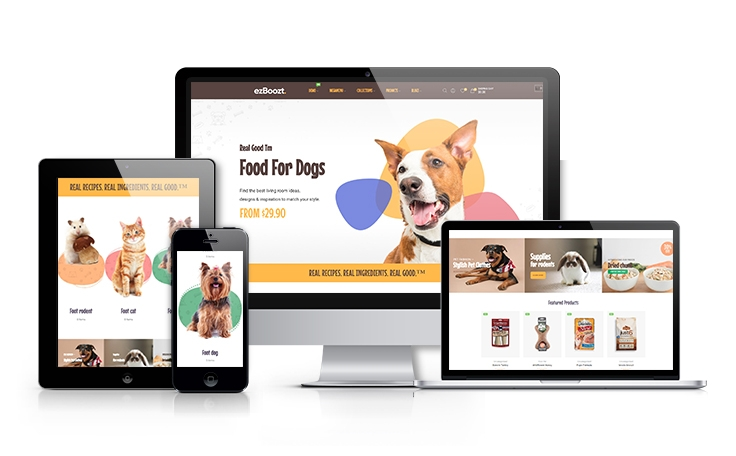 Ap Pet Care, animal care, Pet shop shopify theme