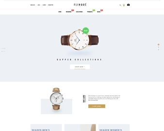 ap flinque shopify theme for Hand watches, Shoes, Fashion, and Accessories, Furniture