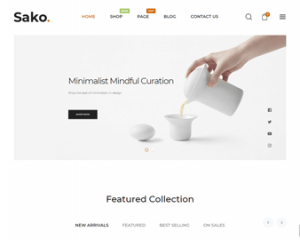 Ap Sako Best Furniture Prestashop Theme