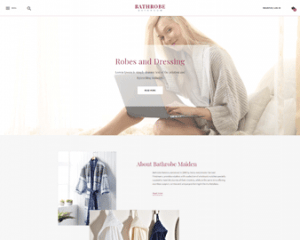 Ap Bathrobe Funky Bathrobe Fashion Prestashop Theme - Preview