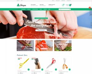 Ap Sharp Responsive Prestashop Tool Theme - scissors haircut & accessories