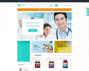 Ap Healthy - Beauty Prestashop Cosmetics Theme
