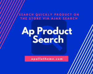 ap product search - best search module prestashop