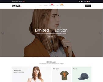 Ap Twices – The best free Shopify theme for sale