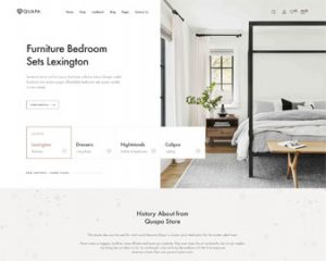 Ap Quapa Interior PrestaShop Theme