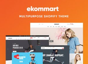 Ap Ekommart- Multipurpose Shopify Theme